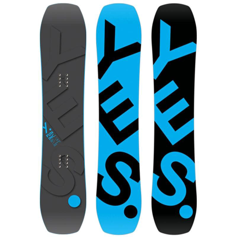 Yes 2021 Funinc Snowboard