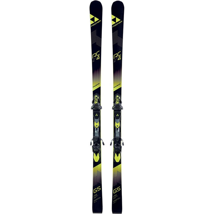 Fischer - 2017 RC4 Wolrdcup GS JR Curv Booster