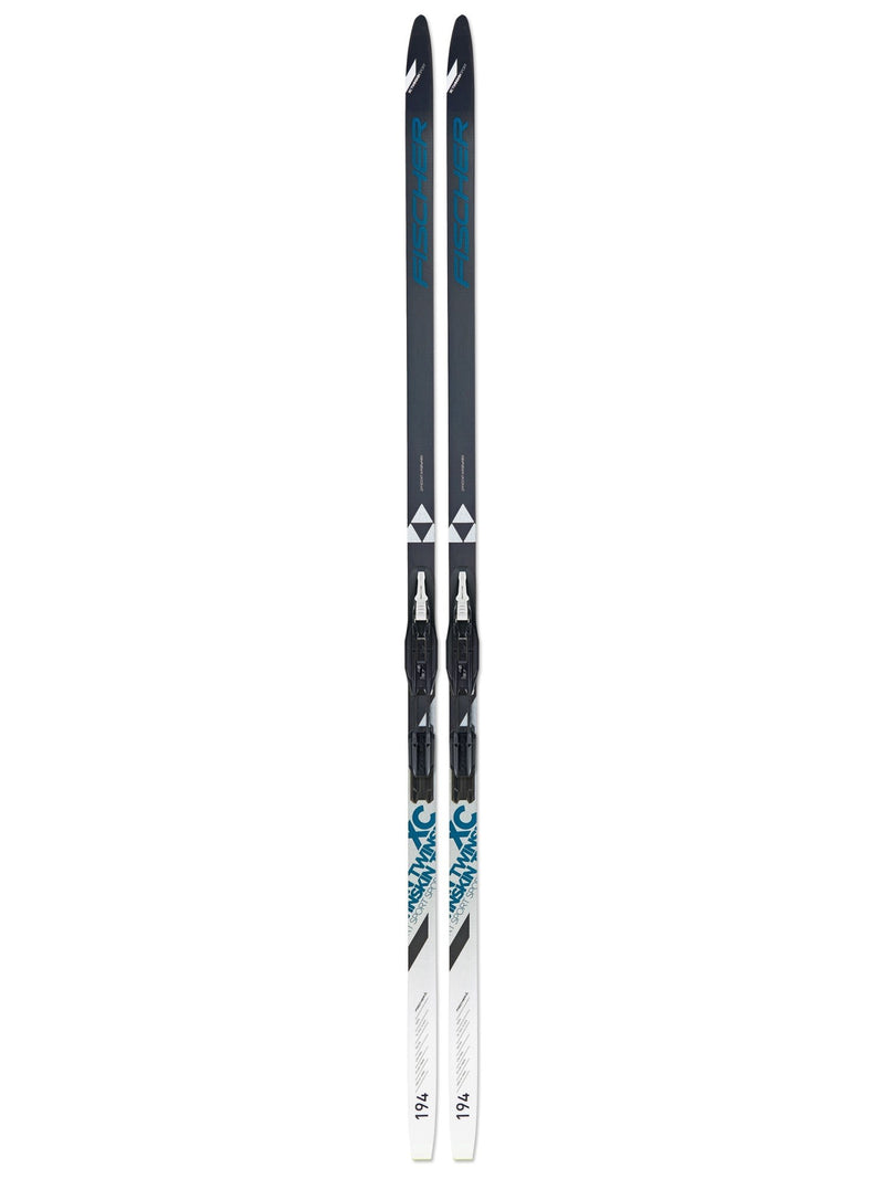 Fischer 2021 TWIN SKIN SPORT MEDIUM EF IFP Ski + Tour Step In Binding