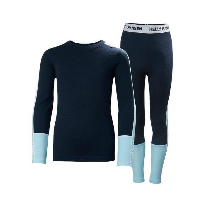 Helly Hansen 2021 Junior Lifa Merino Midweight Set