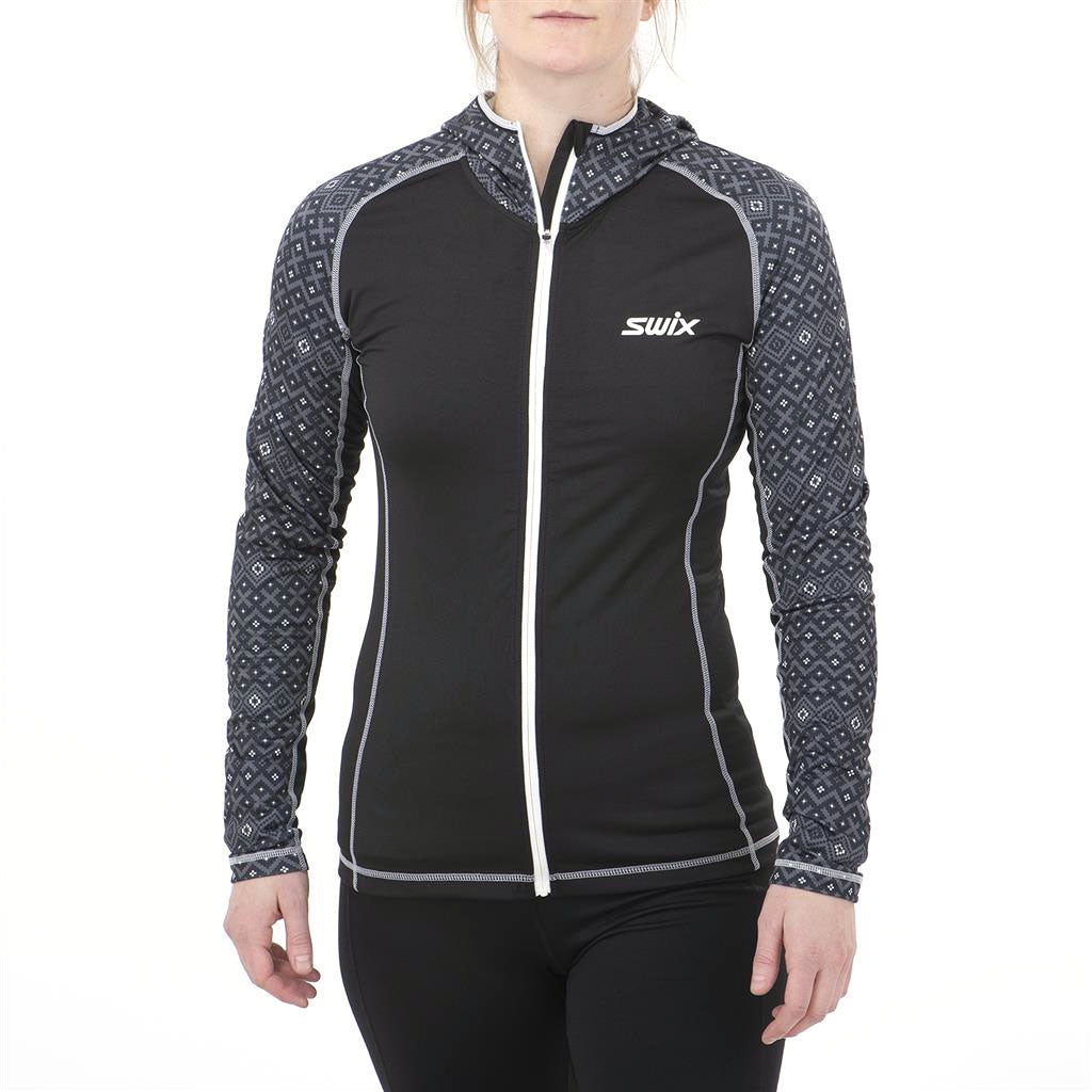 Swix 2020 Myrene Women's Full Zip Hoody