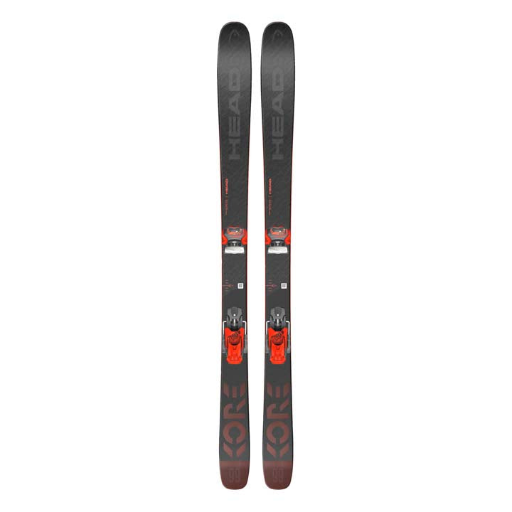 Head 2021 Kore 99 Ski + Attack 13 GW Binding