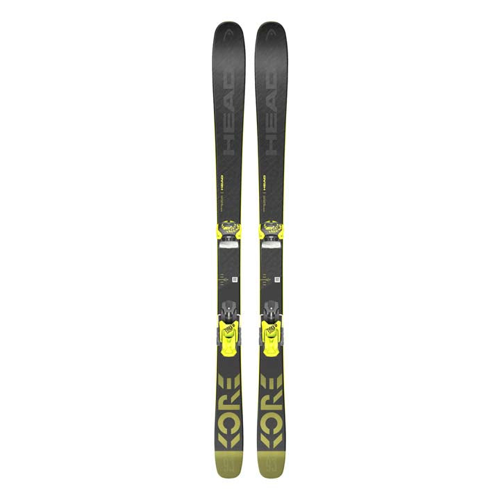 Head 2021 Kore 93 Ski + Attack 13 GW Binding