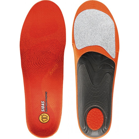 Sidas 3Feet Winter Heat Ready Mid Insoles