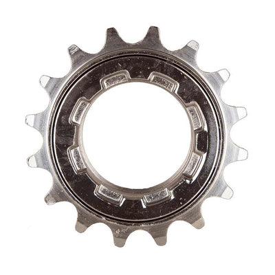 Varia Free Fall Freewheel 1/2x3/32 16 Teeth Chrome