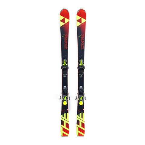 Fischer 2019 RC4 THE CURV PRO SLR 2 JUNIOR WITH FIT80216 FJ7 AC