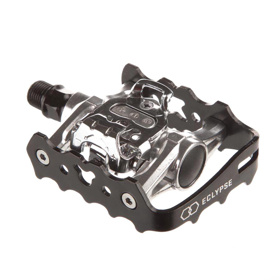 Eclypse Switch Dual Sided Pedals 9/16-Bike Accessories-Kunstadt Sports