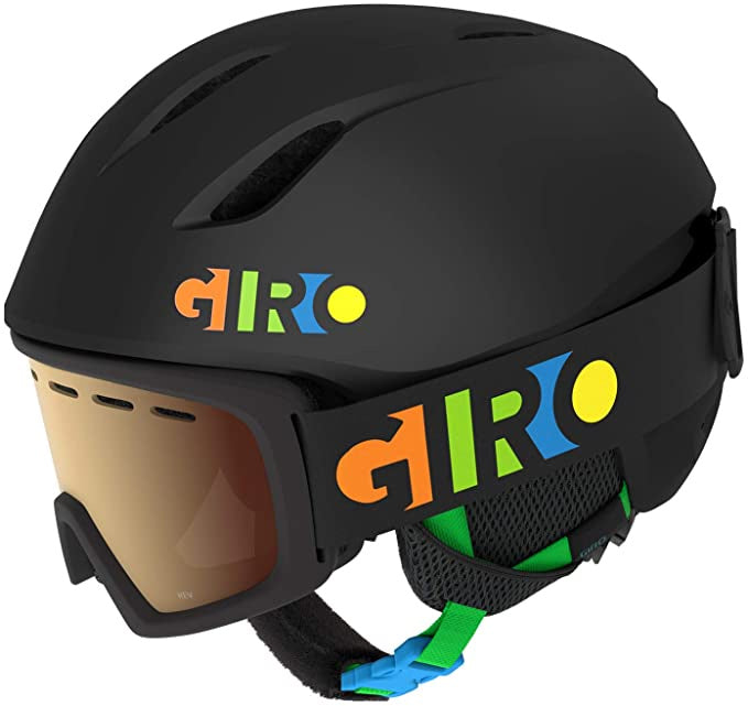 Giro 2021 Junior Launch/Goggle Combo