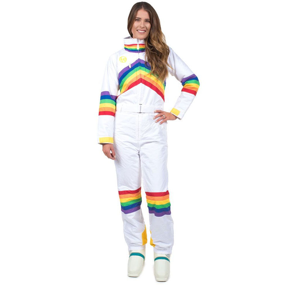 Tipsy Elves Women's Sunrise Shredder Ski Suit