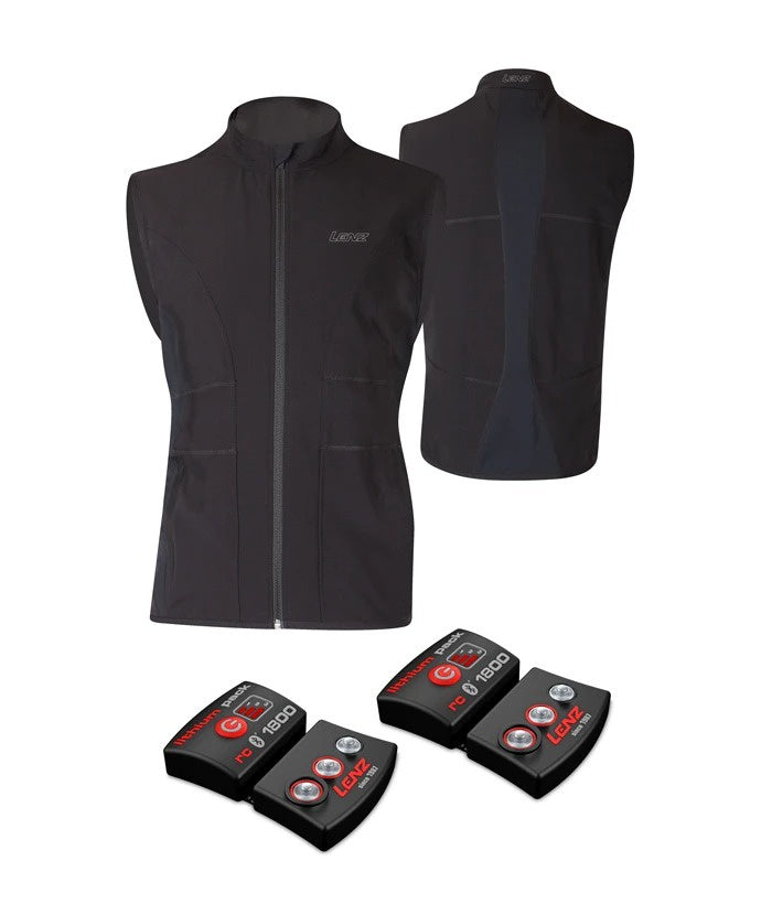 Lenz 2021 SET Lithium Pack rcB 1800 + Heat Vest 1.0 Men