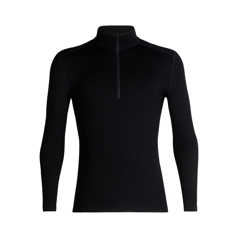 Icebreaker 2020 Men's 260 Tech LS Half Zip Baselayer