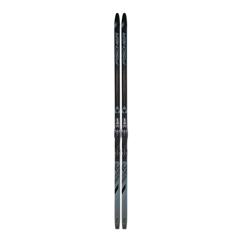 Fischer 2021 TWIN SKIN POWER STIFF EF IFP Ski