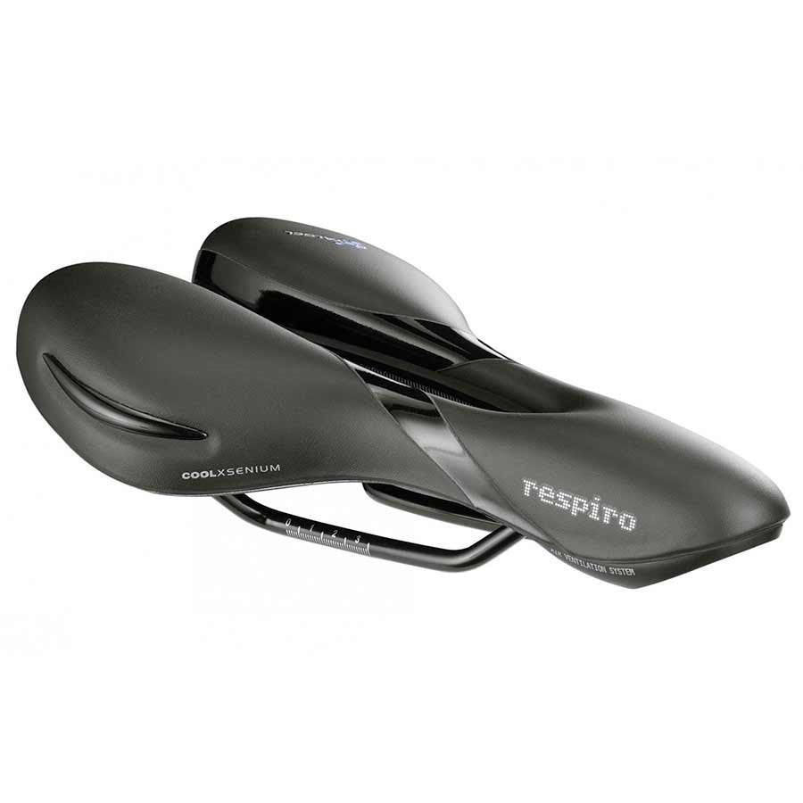 Selle Royal Respiro Athletic Saddle 277 x 163mm Unisex-Bike Accessories-Kunstadt Sports