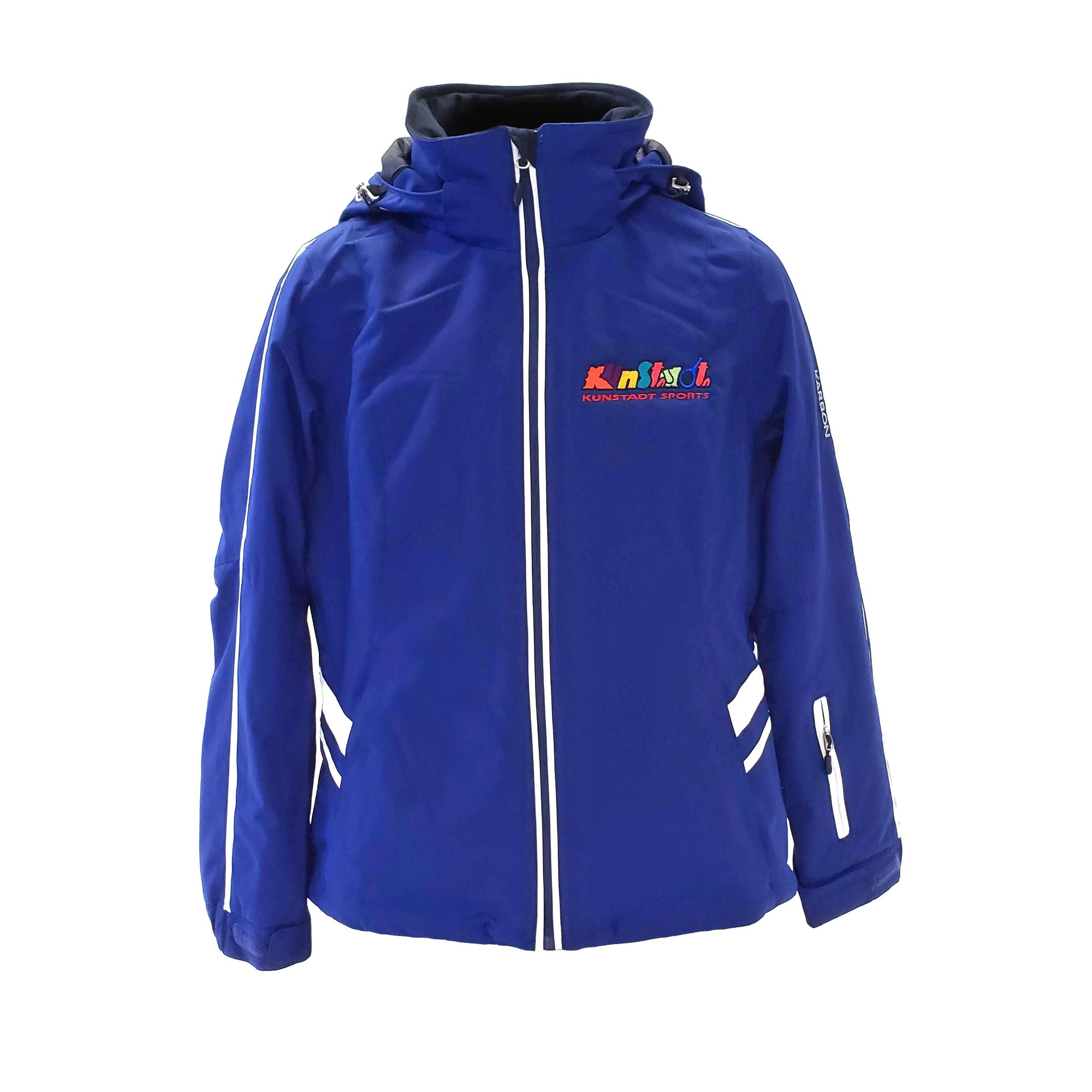 Kunstadt Team - Ambassador 2019 Women's Jacket - Karbon-Snowboard/Ski Clothing-Kunstadt Sports