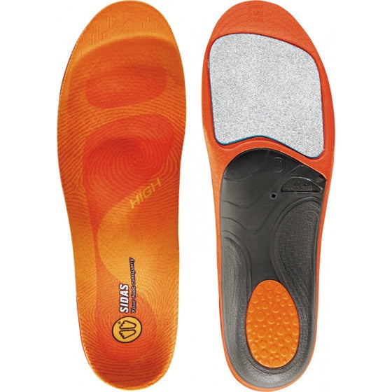 Sidas 3Feet Winter Heat Ready High Insoles
