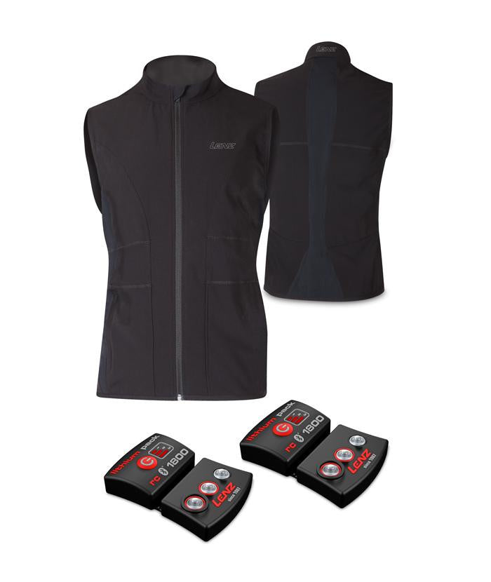 Lenz 2021 SET Lithium Pack rcB 1800 + Heat Vest 1.0 Women