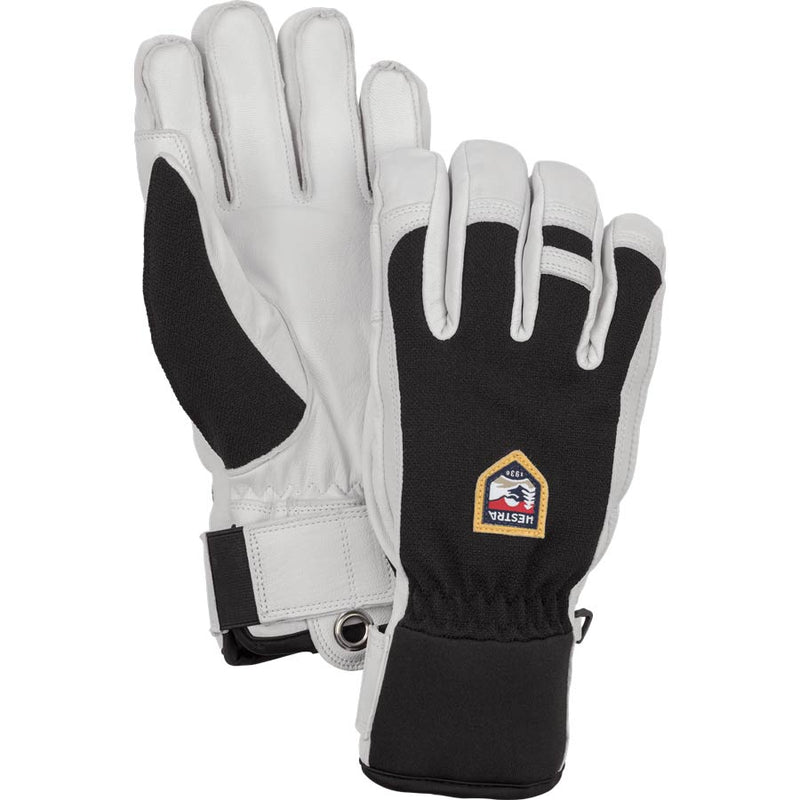 Hestra 2021 Men's Alpine Pro Army Leather Patrol Glove