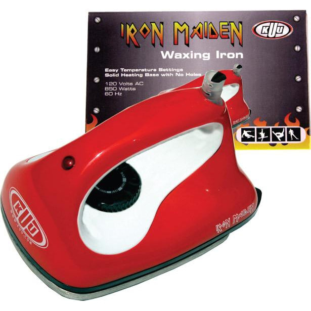 KUU  Iron Maiden Waxing Iron