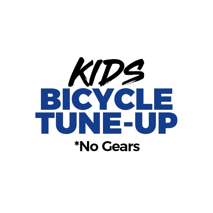 Bike - Kids Tune-Up (No Gears)