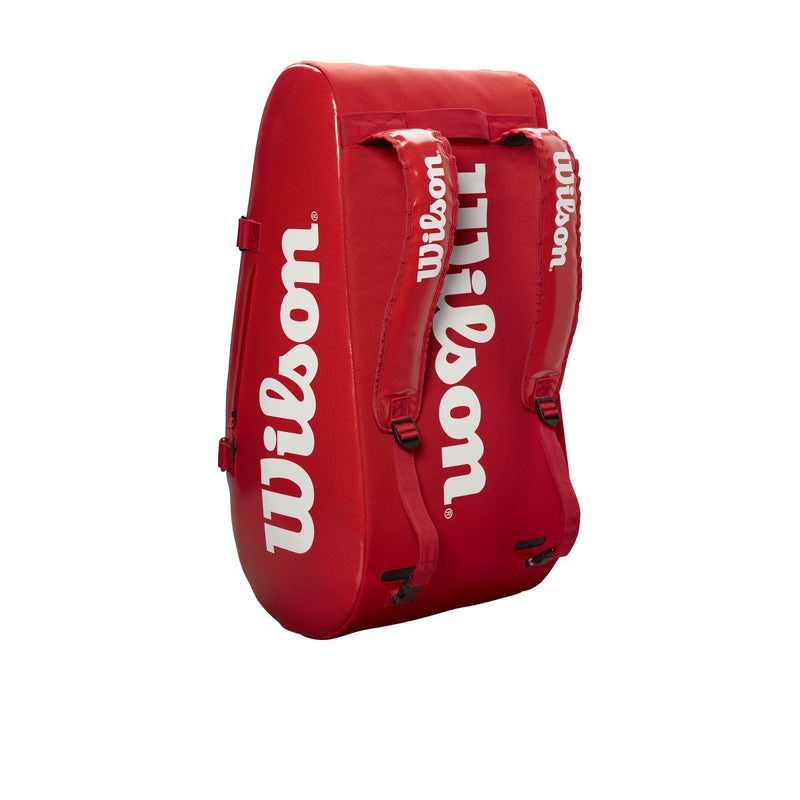 Wilson 2019 Super Tour  3 COMPARTMENT TENNIS BAG