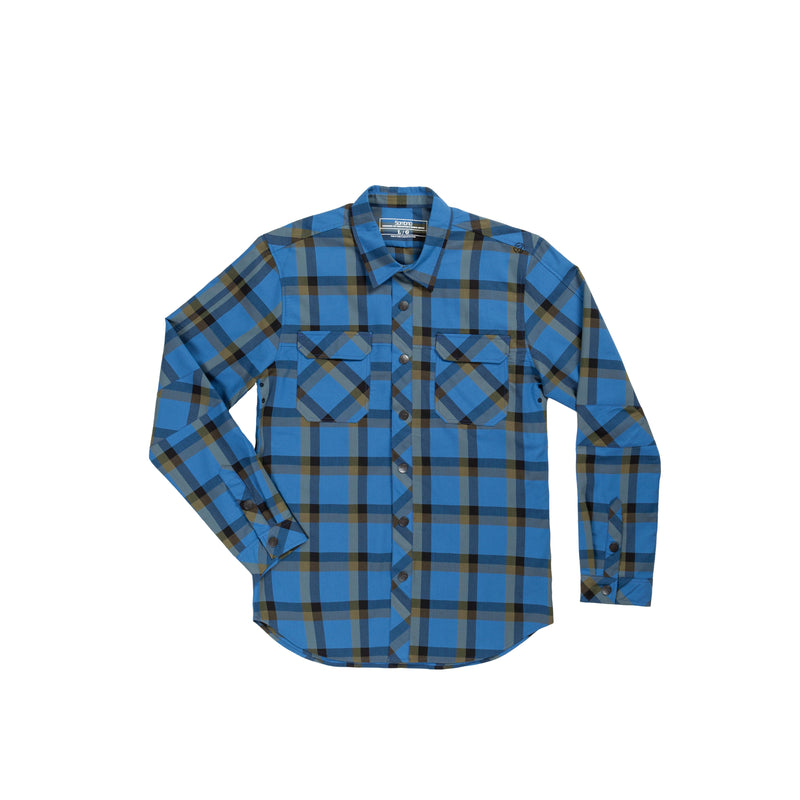 Sombrio 2020 Men's Vagabond Riding Shirt
