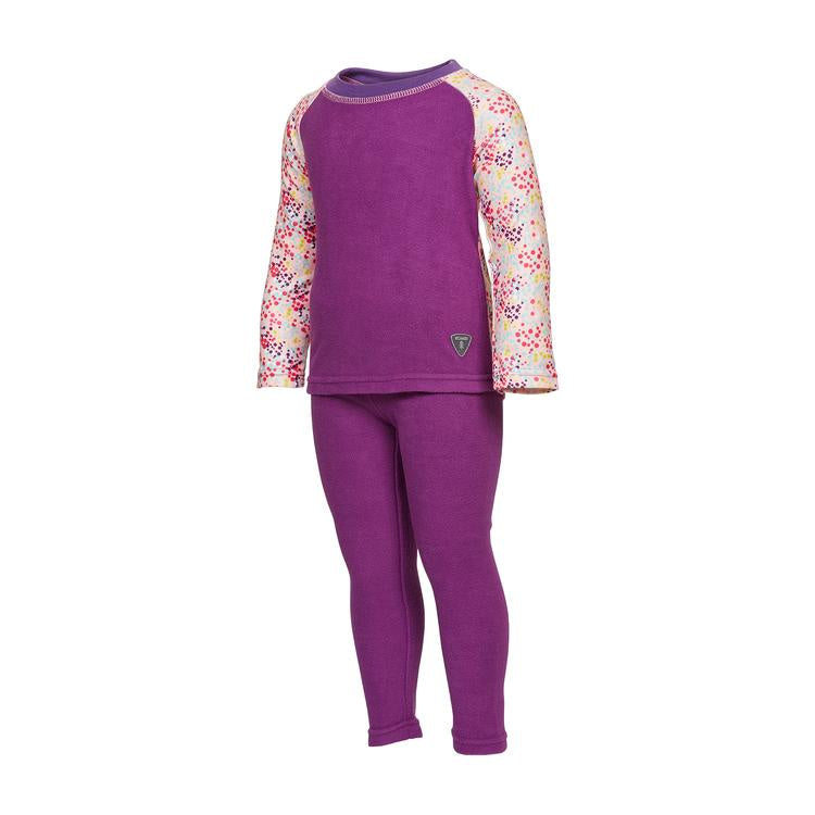 Kombi 2020 Kids Snuggley Fleece Baselayer Set