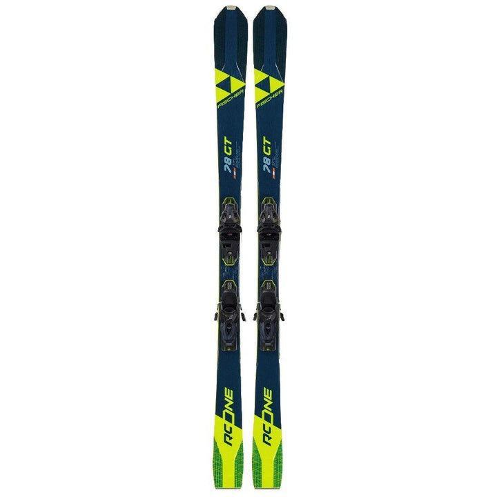 Fischer 2021 RC One 78 GT Twin Powerrail Ski + RSW 10 GW Binding