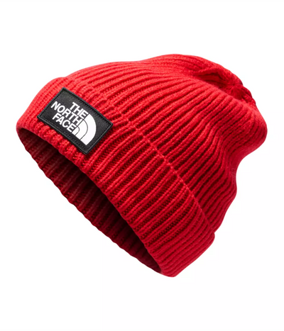 The North Face 2020 TNF Logo Box Cuffed Beanie