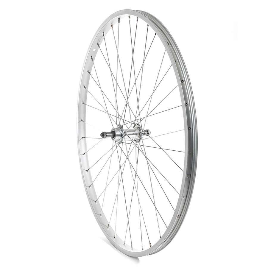 "Alex C30 Wheel Rear Single Wall - 27"" - Alloy Rim - Silver"