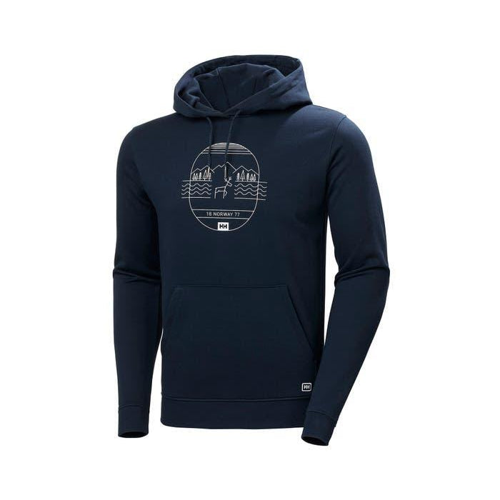 Helly Hansen 2021 Men's F2F Cotton Hoodie