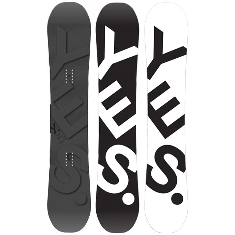 Yes 2021 Basic Snowboard