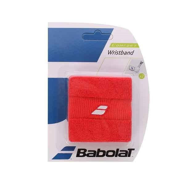 Babolat - Comfort Tennis Wristband-Tennis Accessories-Kunstadt Sports