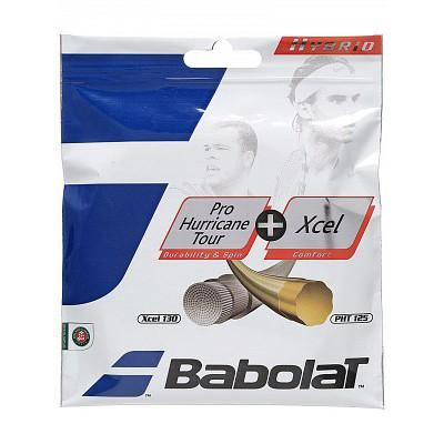 Babolat - Pro Hurricane Tour 17/ Xcel 16 String-Tennis Accessories-Kunstadt Sports