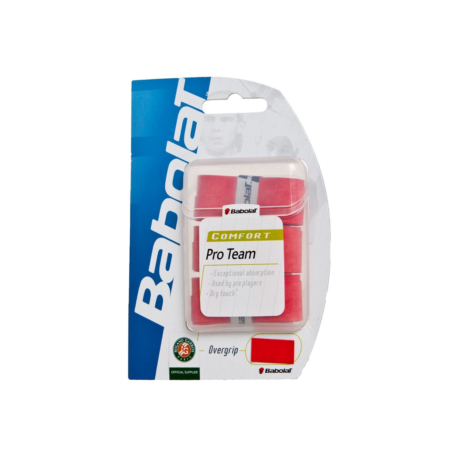 Babolat - Pro Team Comfort Overgrip-Tennis Accessories-Kunstadt Sports