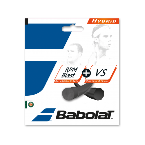 Babolat - RPM Blast 17 + VS 16 String-Tennis Accessories-Kunstadt Sports