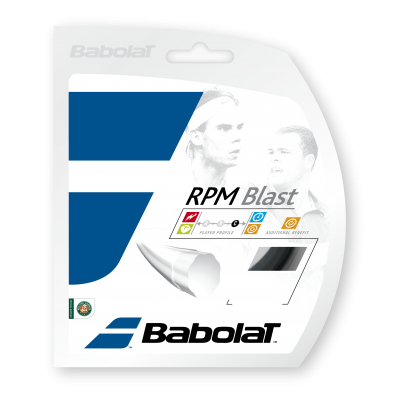Babolat - RPM Blast Racquet String-Tennis Accessories-Kunstadt Sports