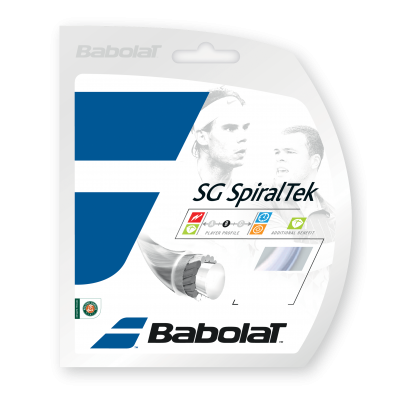 Babolat - SpiralTek String-Tennis Accessories-Kunstadt Sports