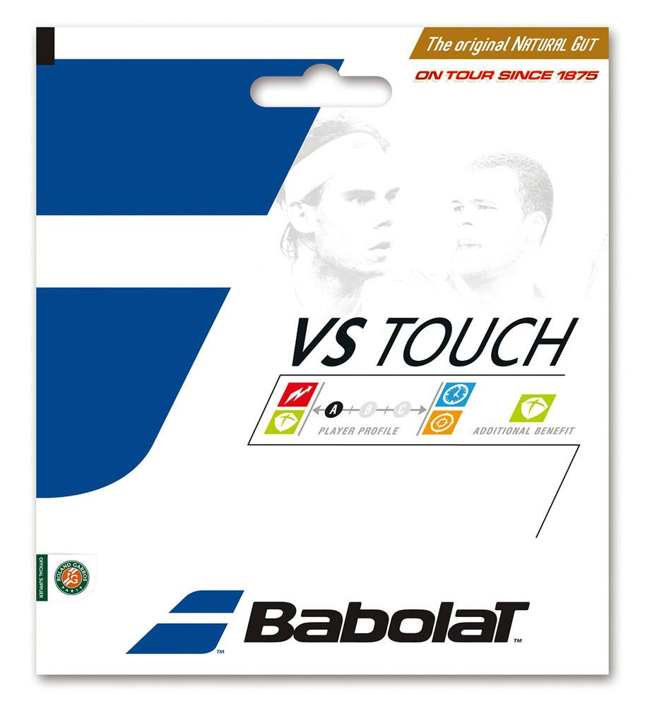 Babolat - VS Touch String-Tennis Accessories-Kunstadt Sports