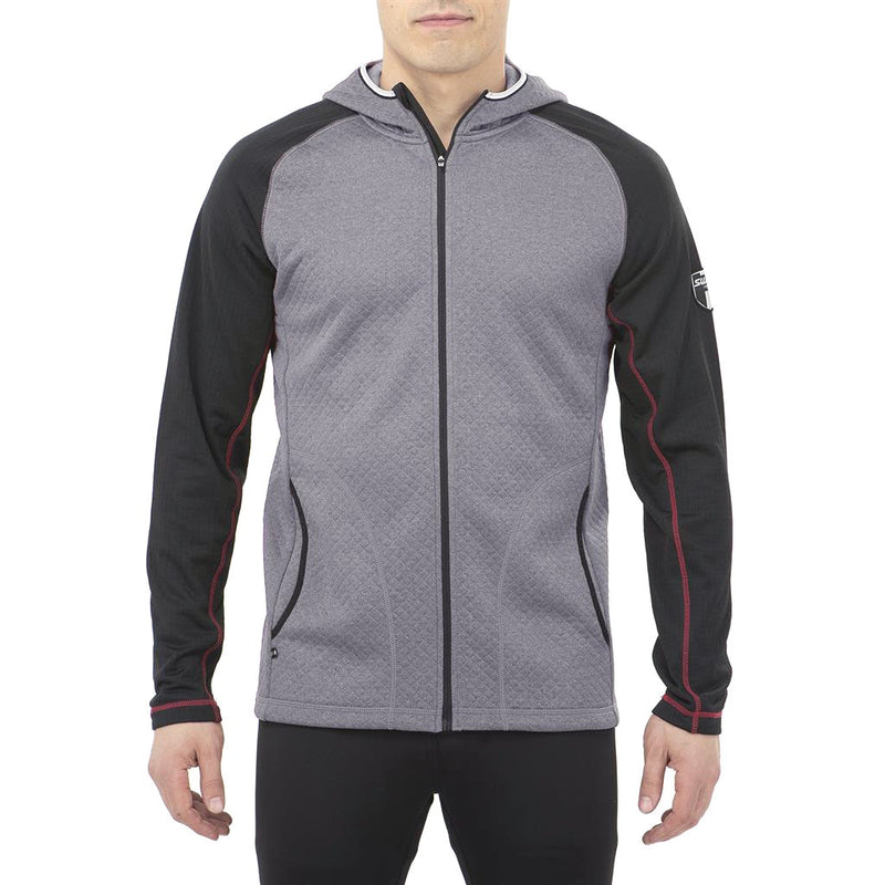 Swix 2020 NYBO Men's Full Zip Midlayer Jacket
