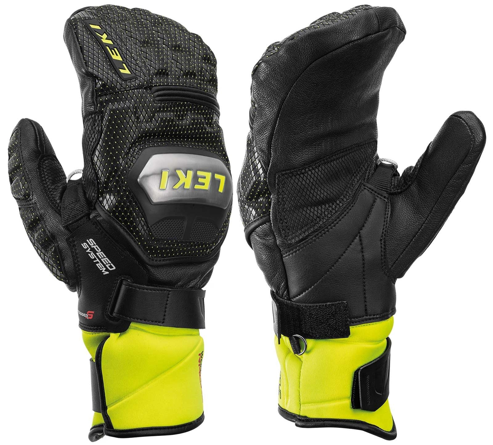 Leki 2021 WC Race TI S Speed Mitt