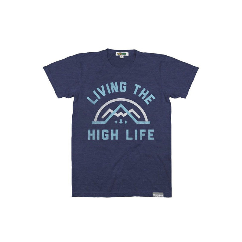 Tipsy Elves Men's Living the High Life Tee