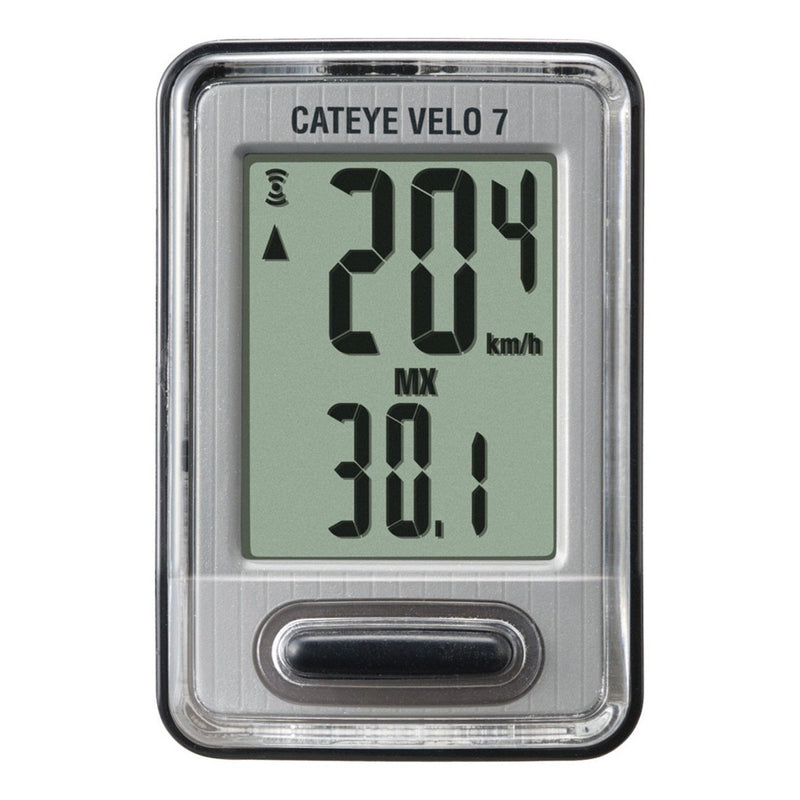 Cat Eye - Velo 7 Cyclocomputer-Bike Accessories-Kunstadt Sports