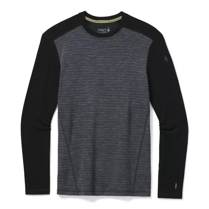 Smartwool 2021 Men's Merino 250 Pattern Baselayer Crew