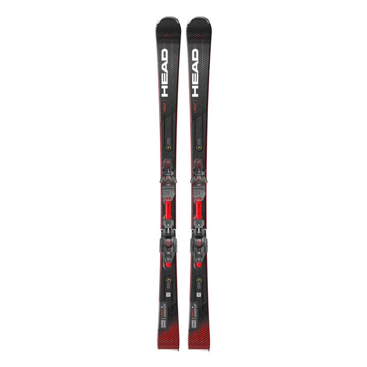 Head 2021 Supershape e-Rally SW SF-PR Ski + PRD12 GW Binding
