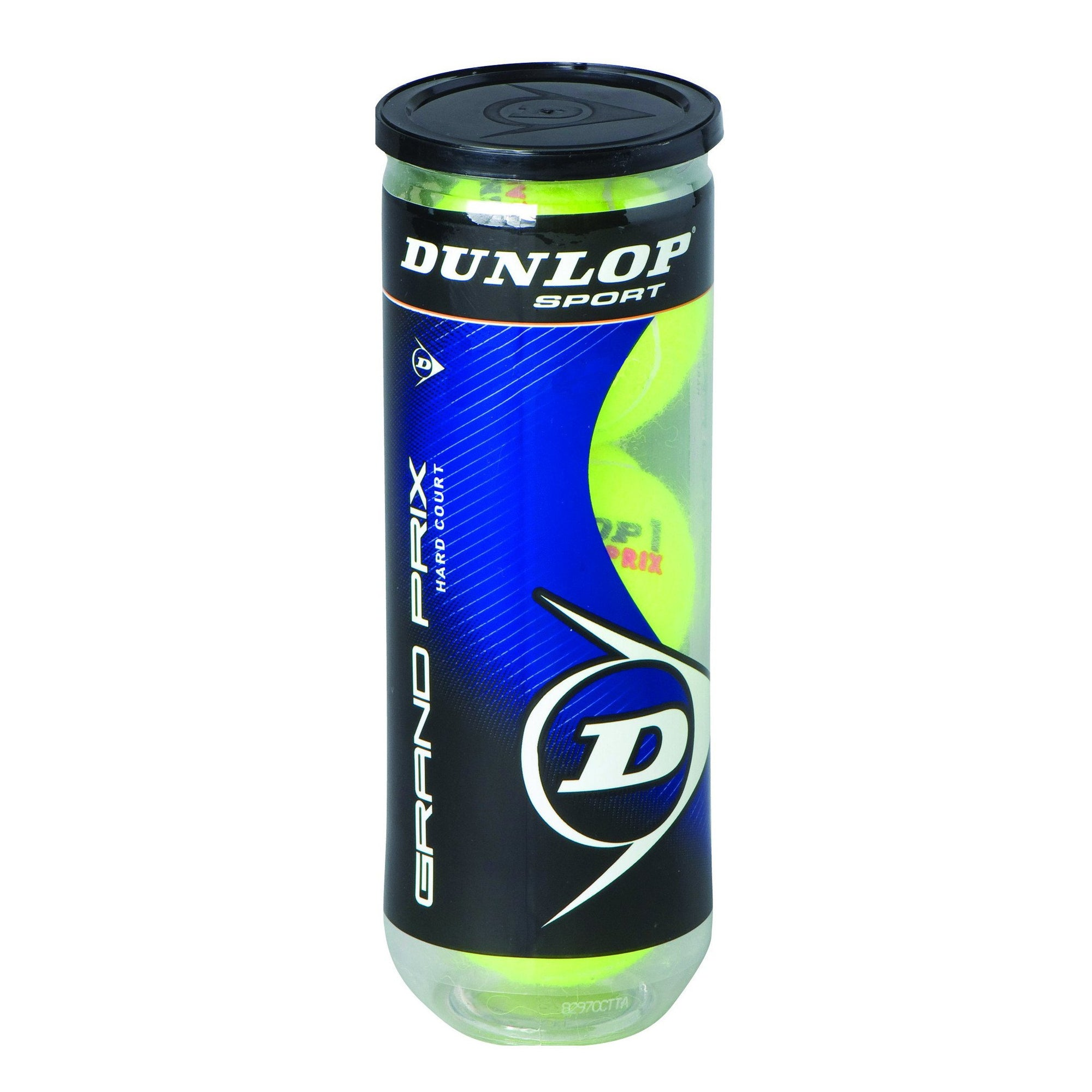 Dunlop - Grand Prix Hard Court Balls-Tennis Accessories-Kunstadt Sports