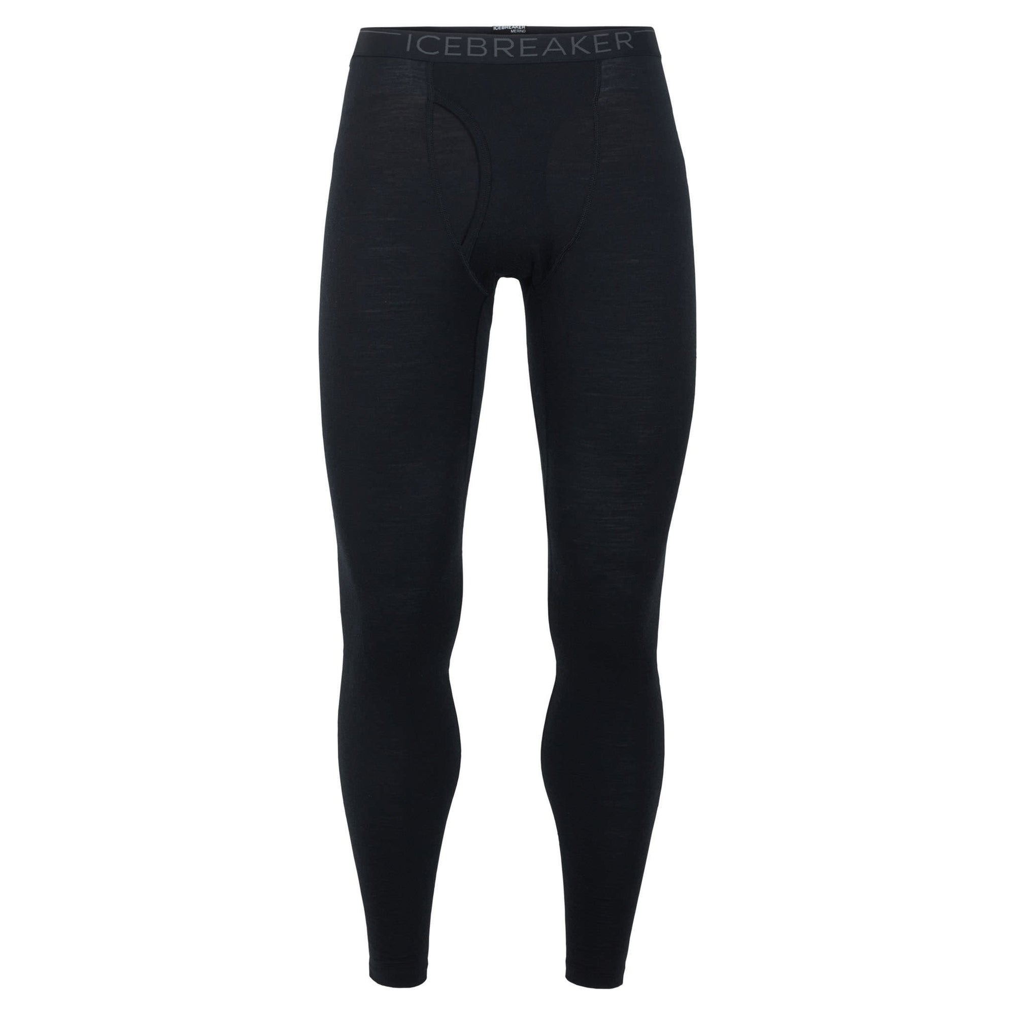 Icebreaker 2020 Men's 200 Oasis Leggings w/Fly Baselayer