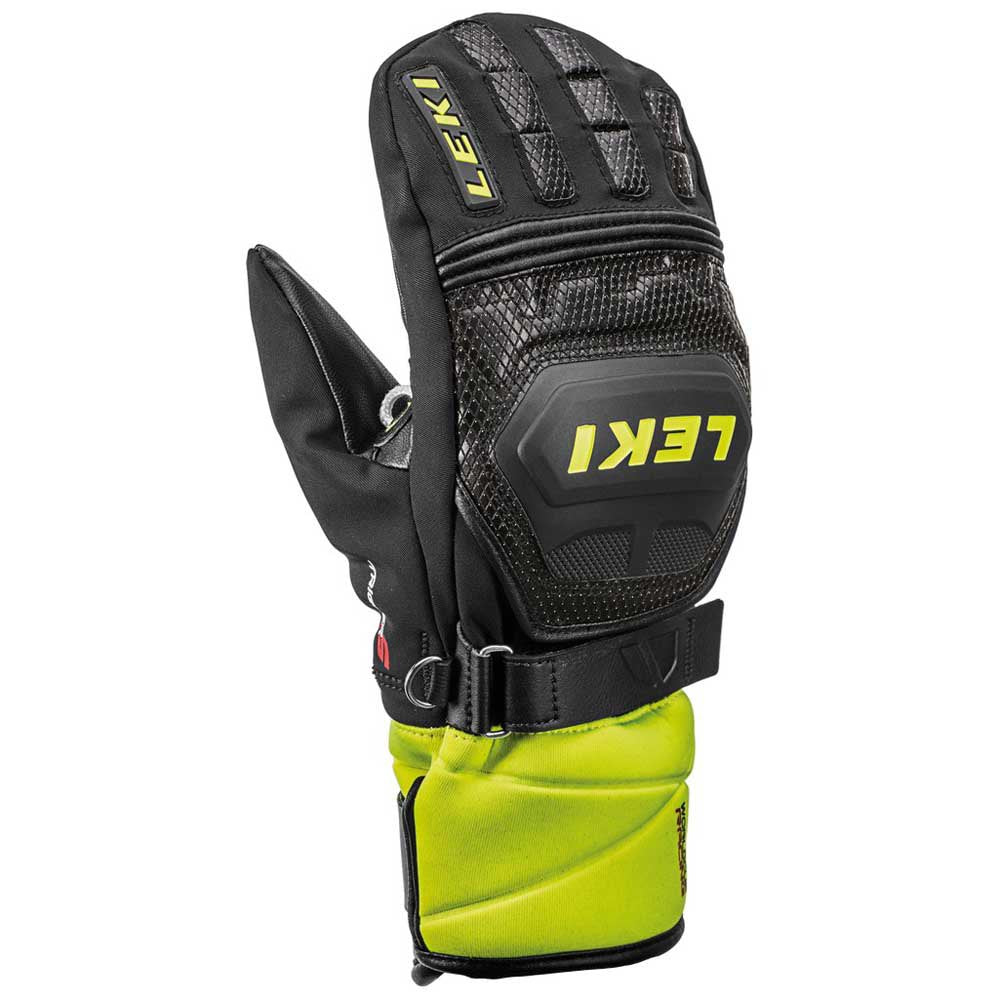 Leki 2021 WC Race Coach Flex S GTX Junior Mitt