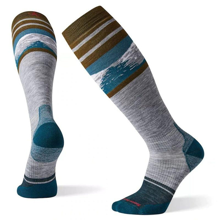 Smartwool 2021 Men's PhD Snow LE Ptrn  Sock