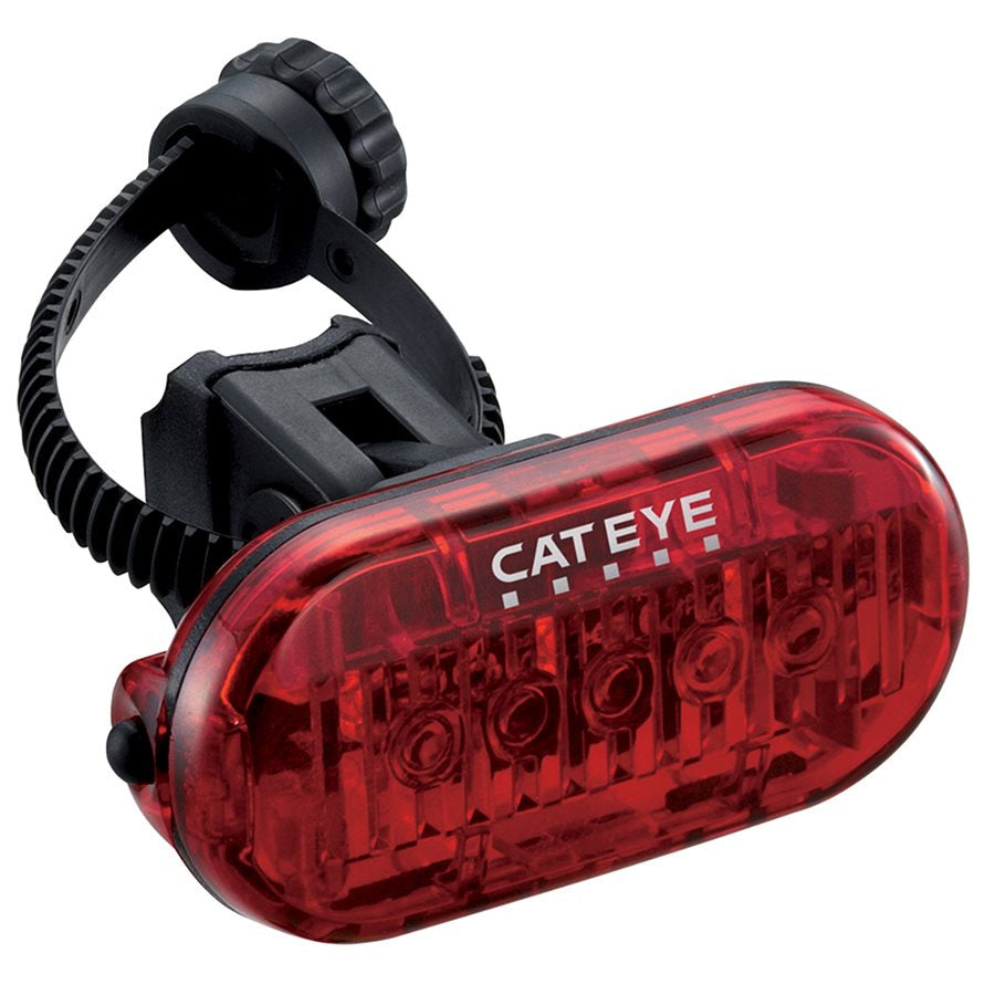 Cat Eye Omni 5 TL-LD155 Flashing light Rear-Bike Accessories-Kunstadt Sports