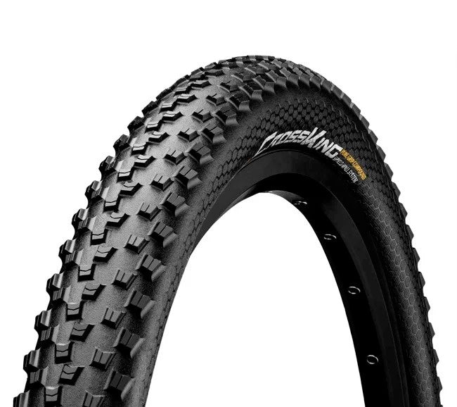 Continental Cross King Performance Folding Tire-Bike Parts-Kunstadt Sports